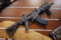 Modern custom AK
