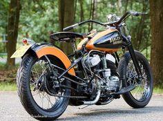 1948 Flathead WL Harley Racer