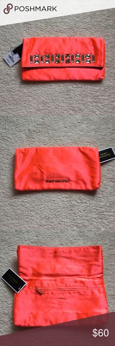 BRAND NEW juicy couture clutch!! Final price New! Bags Clutches & Wristlets