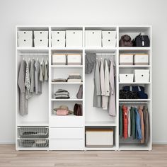 PLATSA white, Sannidal Ridabu, Wardrobe with 7 drawers. The PLATSA series has storage solutions for even the trickiest spaces. Finish with doors and interior organisers as needed. Plastic Shelves, Plastic Drawers, Door Shelves, Basket Shelves, Powder Coating Wheels, Recycled Door, Frame Shelf, Ikea Inspiration