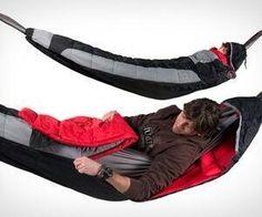 Hammock sleeping bag ...