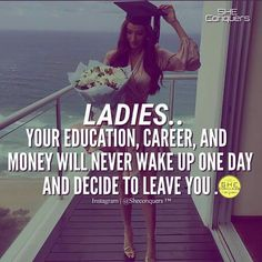 Ladies! #studymotivation // follow us for daily inspiration and study motivation! @motivation2study