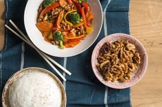 Crispy Walnut Sweet & Sour Stir-Fry Recipe | Food Republic