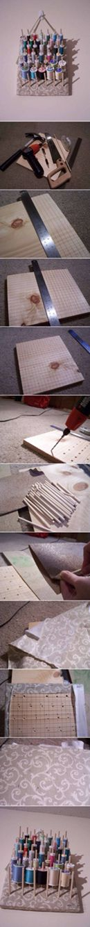 Rangement de bobine