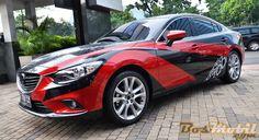 Mazda6 2013 Akan Segera Diluncurkan Di Indonesia #info #BosMobil
