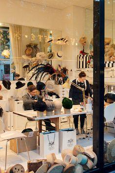 Fiona Bennett store at Potsdamer Strasse Berlin, Germany