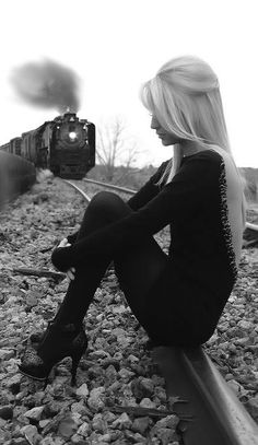 Move off the tracks doll, you are worth living.