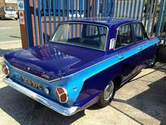 Peace Cortina Ford mk1