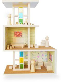 Casa miniatura moderna