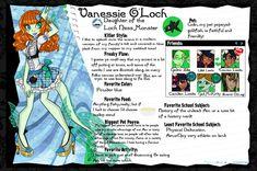 Vanessie O'Loch by CelebiObsession.deviantart.com on @deviantART