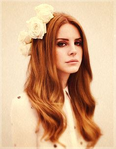 I'm typically not attracted to singers or people with obvious plastic surgery, but Lana Del Rey is sexy as fuck.