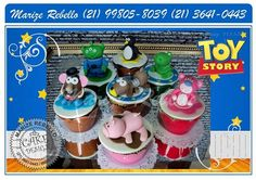 Cup Cake Toy Story