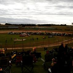 Hopefully the 57 sprintcars with warm up what is a freezing night on the hill at #premierspeedway #warrnambool #sprintcar #410 #madeitthisweek by wendleman66