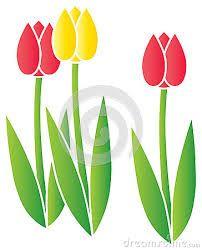 tulpen gestileerd