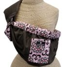 """Balboa Baby for Target """"Dr. Sears"""" Adjustable Sling - Chocolate/Pink   50.99"""
