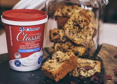 Clover Classic Yoghurt and Cranberry Rusks