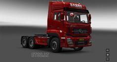 Euro Truck Simulator 2 Dongfeng 450 Truck - Tır   Euro Truck Simulator 2 Yamaları   ModdingTR.com - Oyun Yamaları,Oyun Haberleri