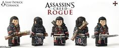 Shay Patrick Cormack Assassin's Creed Rouge