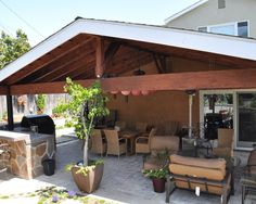 Backyard Patio Cover Design, Pictures, Remodel, Decor and Ideas