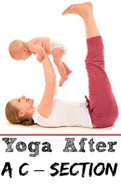 You must have undergone lot of pain to bring your baby after Cesarean delivery. Want to gain your fitness back? Here is yoga after c section for you. After C Section Workout, After Baby Workout, Post Baby Workout, Mommy Workout, Pregnancy Workout, Body After Baby, Post Baby Body, Namaste, Postpartum Yoga