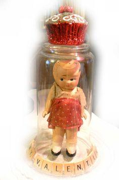 Sweet lil vintage doll