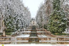 Bagh-e Shahzadeh (Prince's Garden), Mahan, Kerman - Iran