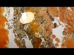 The Moving & Grooving & Tipping & Dripping ABSTRACT PAINTING TECHNIQUE (fluid painting) - YouTube