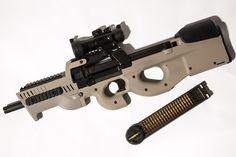 PS90 Carbine with Dan's custom upgrades