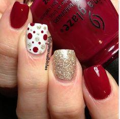Holiday nails?