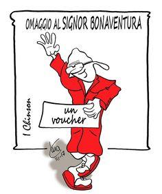 SATIRA N'EURODEFICIENTE: Omaggio al Signor Bonaventura - I Chinson
