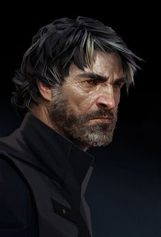 Corvo Face from Dishonored 2