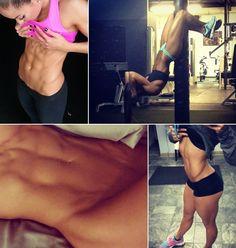 Programme de Stephanie Buckland – Modèle Fitness | Musculation au féminin
