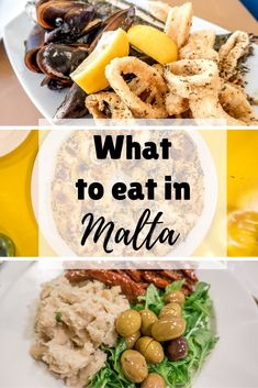 With lots of fresh vegetables, seafood, cheeses, and bread, food in Malta has some of the best flavors in the Mediterranean. From street food to sweets, there is a wide array of choices in traditional Maltese cuisine.