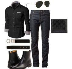 casual outfit idea #6