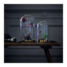 BEGÅVNING Kopuła szklana z bazą  - IKEA