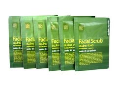 6 Patummas Herbs Facial Scrub Coenzyme Q10 Collagen Reduce Acne by Smileshop. $20.99. Type: Facial scrub  Brand: Patummas  Variant: CO Q10 + Collagen  Product features: Sunlight and air pollution is one of the main factor of skin cell Deterioration, leading to aging skin, melasma, and acne problem. The new formula of facial scrub combined with Thai herbs, Vitamin C, CO Q10, and collagen, helps replenish skin cell and eliminate dead skin cell while gently scrubbing...