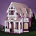 Delight the children in your life with this Garfield dollhouse kit. Construction is easy; all you need is glue to assemble the kit, making it the perfect activity for you to enjoy with your child. Onc