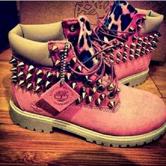 How sick are these Timberland shoes