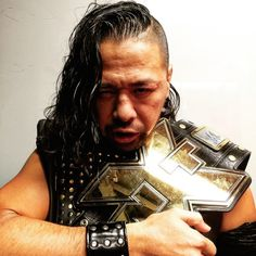 #WWE #Shinsuke #Nakamura #Shinsuke_Nakamura