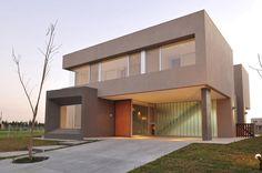 Casa Delia (Nordelta, Pcia. Buenos Aires, Argentina) - Epstein arquitectos