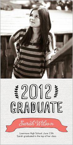 shutterfly graduation announcement
