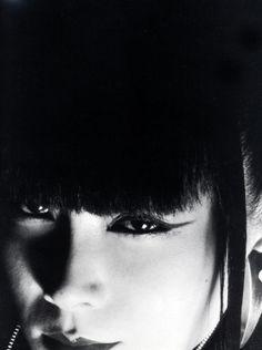 sayoko yamaguchi, g-a-r-l-a-n-d-s Yamaguchi, Kanagawa Prefecture, A & R, Japanese Models, Yokohama, Nocturne, New Life, Punk Rock, Face And Body