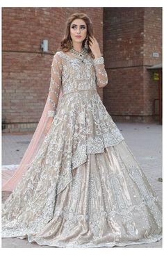 Asian Bridal Dresses, Asian Wedding Dress, Pakistani Wedding Outfits, Pakistani Bridal Wear, Pakistani Wedding Dresses, Pakistani Dress Design, Bridal Outfits, Bridal Gowns, Bridal Lehenga