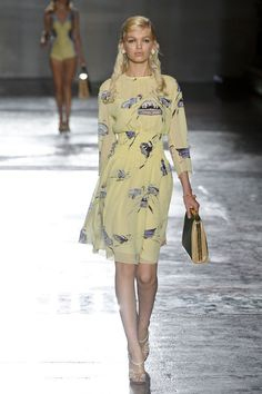 Prada Spring 2012 is the most playful, brilliant, wonderful thing ever.