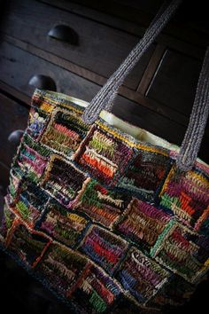 Crochet bag inspiration