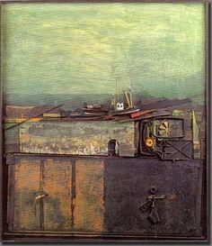 Louis Pons, Dock