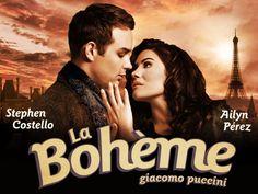 La Boheme - Ailyn Perez and Stephen Costello