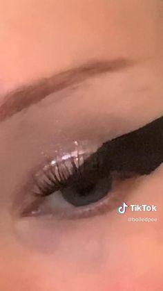 Prom Eye Makeup, Edgy Makeup, Makeup Eye Looks, Gothic Makeup, No Eyeliner Makeup, Cute Makeup, Makeup Inspo, Grunge Makeup Tutorial, Princess Makeup