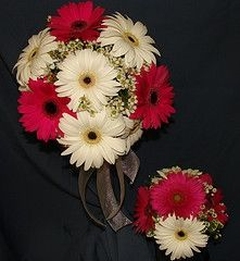 gerbera daisy bouquet :-)