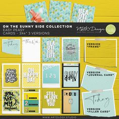 #digiscrap #scrapbooking #mixedmedia #artjournaling #cardmaking #hybridscrap #scrapbookingideas #nbk_design #the_lilypad #artsy #photobook #fotobuch #projectlife #projectlifeapp #projectlife52 #documentyourlife #journalcards #templates #fillercards #cards #pocketpages Project Life Cards, Different Patterns, Scrapbook Supplies, Detailed Image, Journal Cards, Easy Peasy, Pattern Paper, Word Art, Photo Book